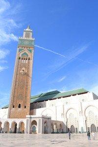 Cruise destination Casablanca, Morocco