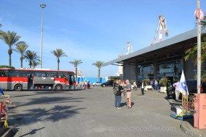 Cruise port Ashdod
