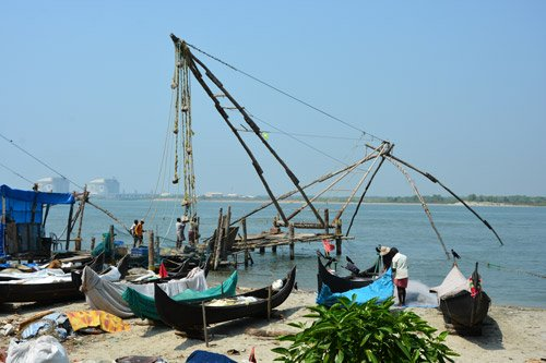 Cruise destination Cochin