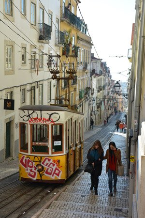 Lisbon cruise destination