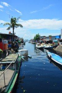 Cruise destination Makassar