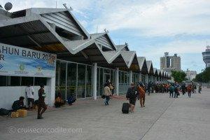 Cruise terminal Makassar