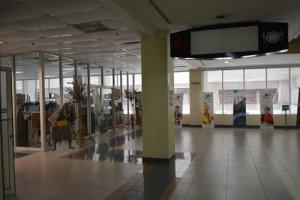 Cruise Terminal building Port Klang