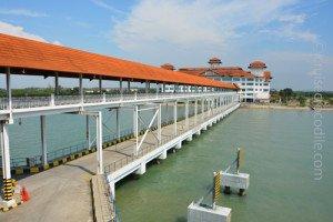 Cruise Terminal Port Klang - Malaysia