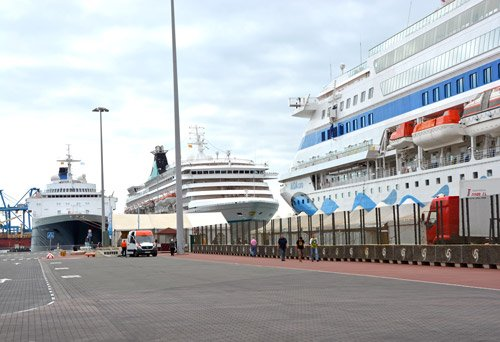 Gran canaria cruise port top rated guide for cruise passengers - Port of las palmas gran canaria ...