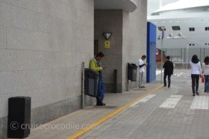 Cruise Terminal Las Palmas Gran Canaria