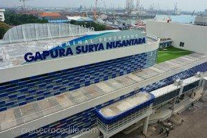 Surabaya cruise terminal