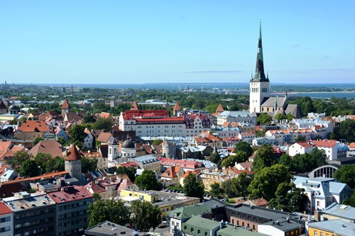 Cruise-Port-Tallinn-old-town
