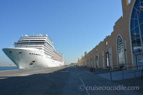 Dubai Cruise Dock Cruise Crocodile Cruise Dock Cruise