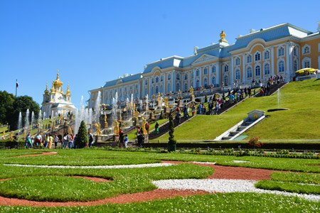 Cruise-Saint-Petersburg-Peterhof