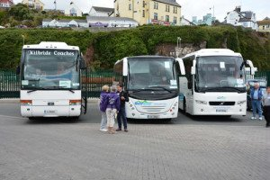 Cruise shuttle bus to Waterford