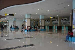 Cruise terminal Surabaya