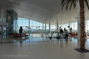 Cruise Terminal Barcelona