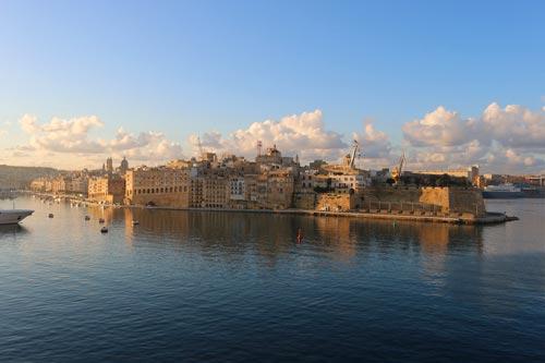 Cruise port Vallarta - Malta