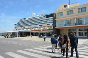 Cadiz Cruise Terminal