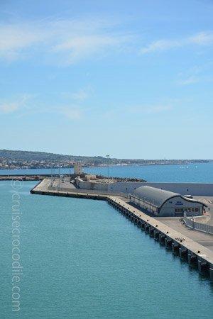 Civitavecchia cruise dock cruise crocodile cruise dock - Port of civitavecchia cruise terminal ...
