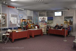 Cruise Greenock - free tours desk