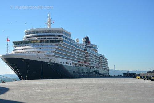 Cruise Port Guide Lisbon Portugal By Cruise Crocodile - Lisbon cruise ship port