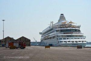 Port of Mangalore Cruise dock