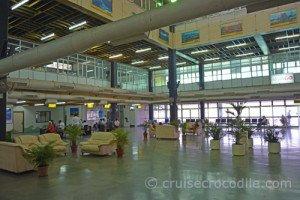 Mumbai's cruise terminal