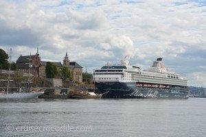 Akershus cruise pier