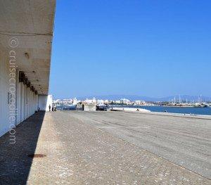 Cruise dock Portimao