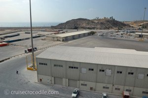 Cruise port information Salalah Oman