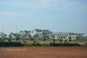 The new Marine Bay Cruise Centre