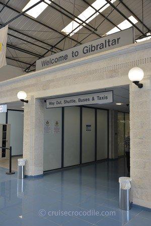 Gibraltar Cruise Terminal
