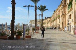 Wi-fi in the port of Valletta