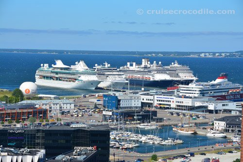 b6d83af3f6c Tallinn cruise port - Top rated cruise port guide for cruise ship ...