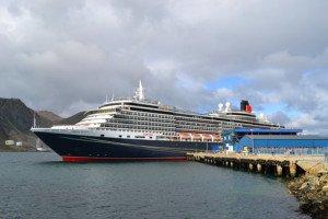 Honningsvag Cruise Dock