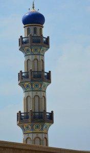 Salalah cruise destination