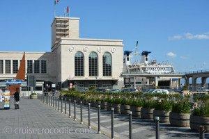 Cruise Terminal Naples