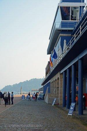 Vigo cruise terminal