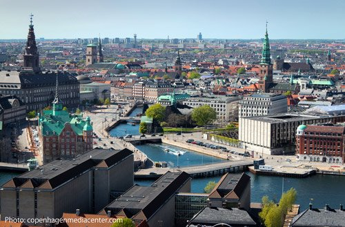 Copenhagen cruise destination