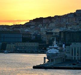 Cruise Crocodile - Cruise dock Naples