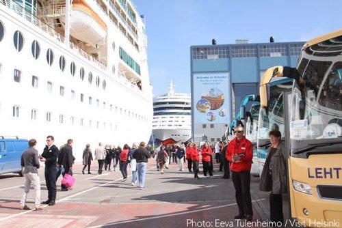Cruise Port Guide Helsinki Finland by Cruise Crocodile
