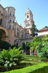 Cruise destination Malaga