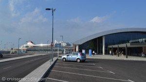 Malaga Cruise Terminal
