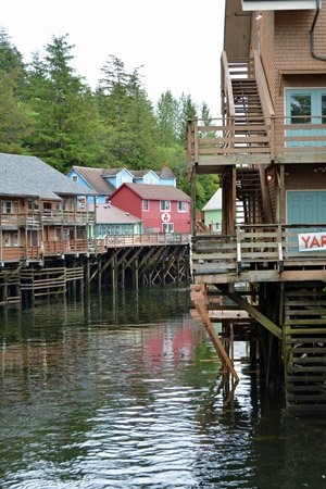 Ketchikan Alaska Map Google.Cruise Port Guide Ketchikan Alaska By Cruise Crocodile