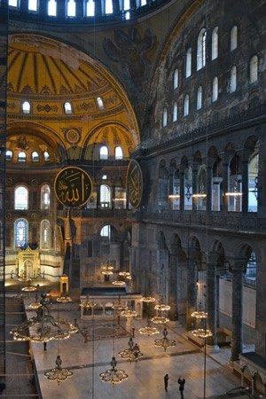 Cruise-Istanbul-Aya-Sofia