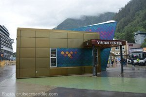 Juneau Cruise Visitor Centre