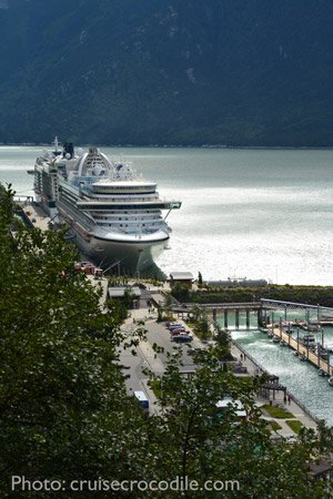 Cruise-Skagway-cruise-crocodile