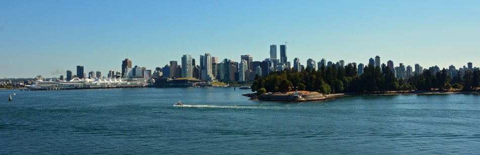 Cruise-Vancouver-skyline