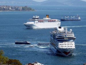 Cruising Istanbul