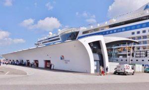 Warnemunde cruise port