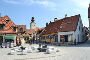 Cruise Destination Visby
