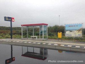 Cruise-Ijmuiden-bus-stop