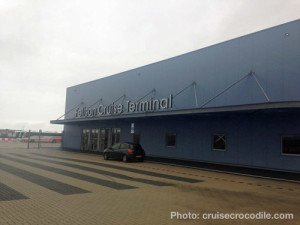 Cruise-Ijmuiden-terminal